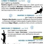 """""""Tutti Matti per i Gatti"""" a Milano"""