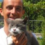 Un gatto ritorna a casa dopo tre anni