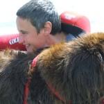 Cani bagnino sulle spiagge libere: il corso per diventare cane di salvataggio