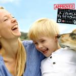 Le 10 razze di cani più adatte ai bambini