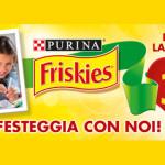 Anniversario Friskies: tante iniziative per festeggiare insieme!