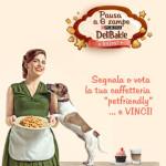 """Caffetterie petfriendly protagoniste del concorso """"Pausa a 6 zampe"""" con Delibakie"""