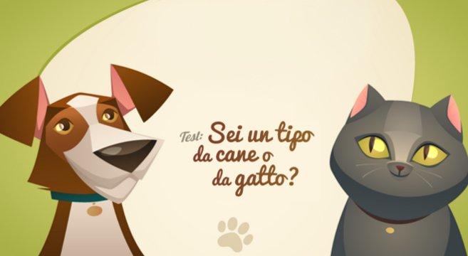 Test sei un tipo da cane da gatto o da altro animale for Test quale animale sei