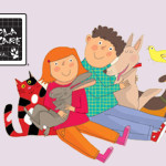 """""""Bambini e animali: crescere INSIEME fa bene!"""". Dillo con una eCard!"""