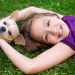 Vivere con un animale riduce lo stress in bambini e adulti!