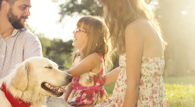 Cani e bambini: come insegnare ai figli il giusto approccio con i cani
