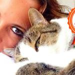 Storia di un gattino fortunato salvato dalla strada