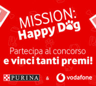 BANNER MISSION: Happy Dog