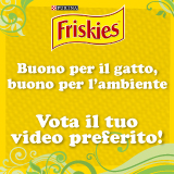 Vota il miglior video Friskies