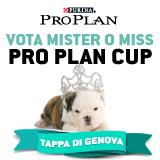 Vota il cucciolo PRO PLAN 2013 - Genova