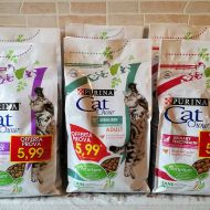 I CROCCANTINI PURINA CAT CHOW
