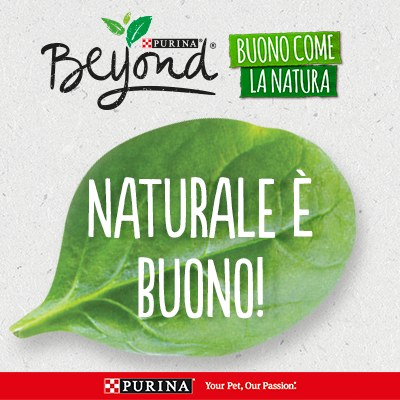 Naturale è buono con Beyond!