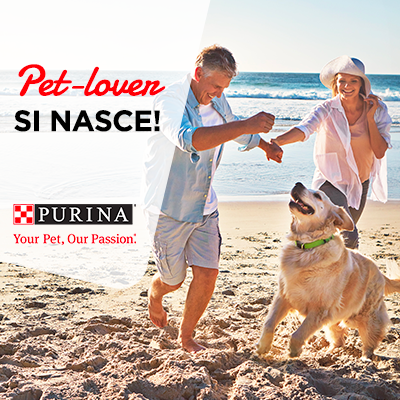 Pet-lover si nasce!