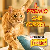 FRISKIES gatto: il premio che vorrei...