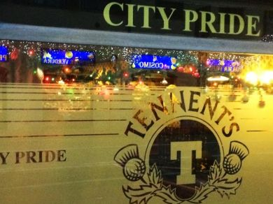 City Pride Pub