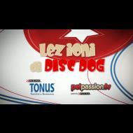 Lezione Disc Dog - Come si tira il disco