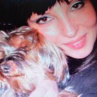 io e la mia cagnolina virgola