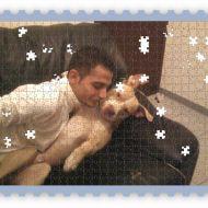 un puzzle pieno d amore