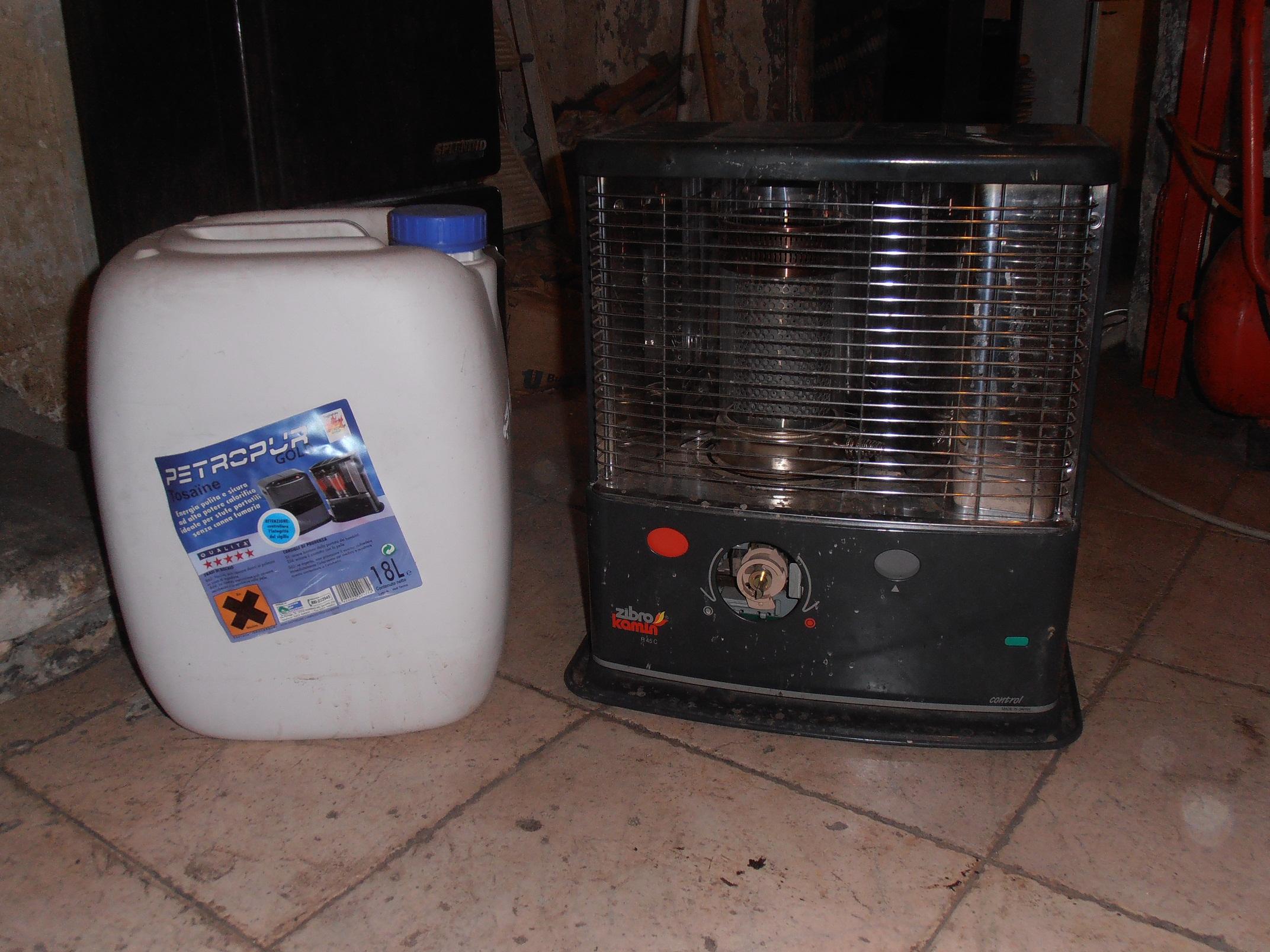 Stufe Petrolio Senza Canna Fumaria stufa a kerosene | petpassion