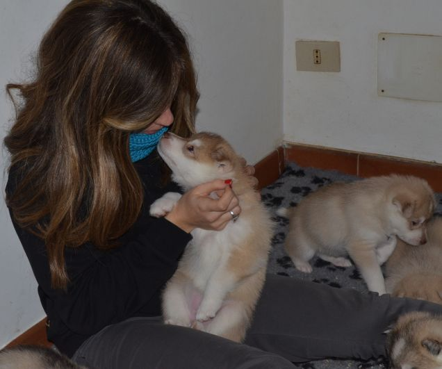 Il nostro primo bacio