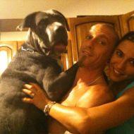 In braccio a mamma e papà