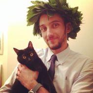 i gatti neri non portano sfortuna!!!