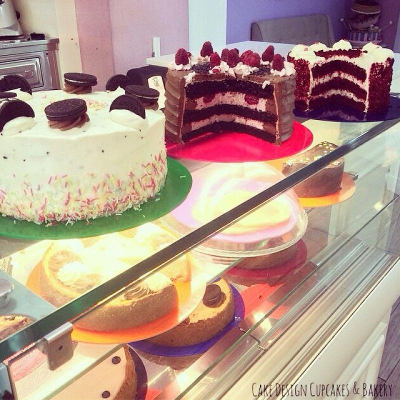 Cake Design Cupcakes & Bakery