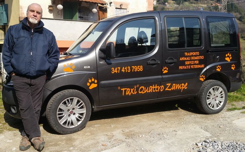 Conoscete il Taxi Quattro Zampe?
