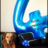 4° Compleanno di Teo