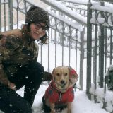 Shady e la neve