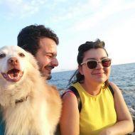 Noi tre e il mare